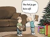 Komische Weihnachtsgeschenke