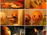 Orangenleben