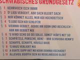 Schwäbische Grundregeln