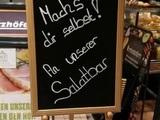 Sexy Salattheke
