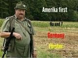 Amerika first