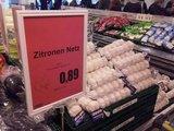 Weiße Zitronen
