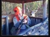 Reh-Selfie mit einem Jäger