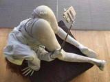 Selfie-Skulptur