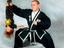 Taekwondo-Papa