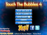 Berühre die Bubbles