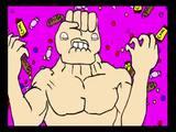 Fisthead - der faustköpfige Held