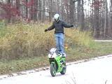 Motorradtricks